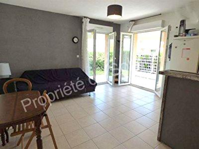 PECHABOU 31320 maison T3 de plain pied de 55 m2 au calme avec jardin et garage