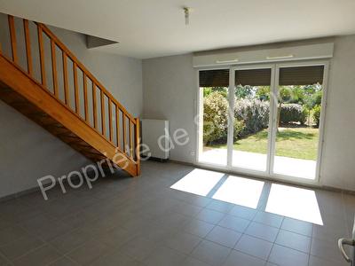 Pompertuzat 31450 Villa T3 BBC 62.1 m2 avec jardin et garage