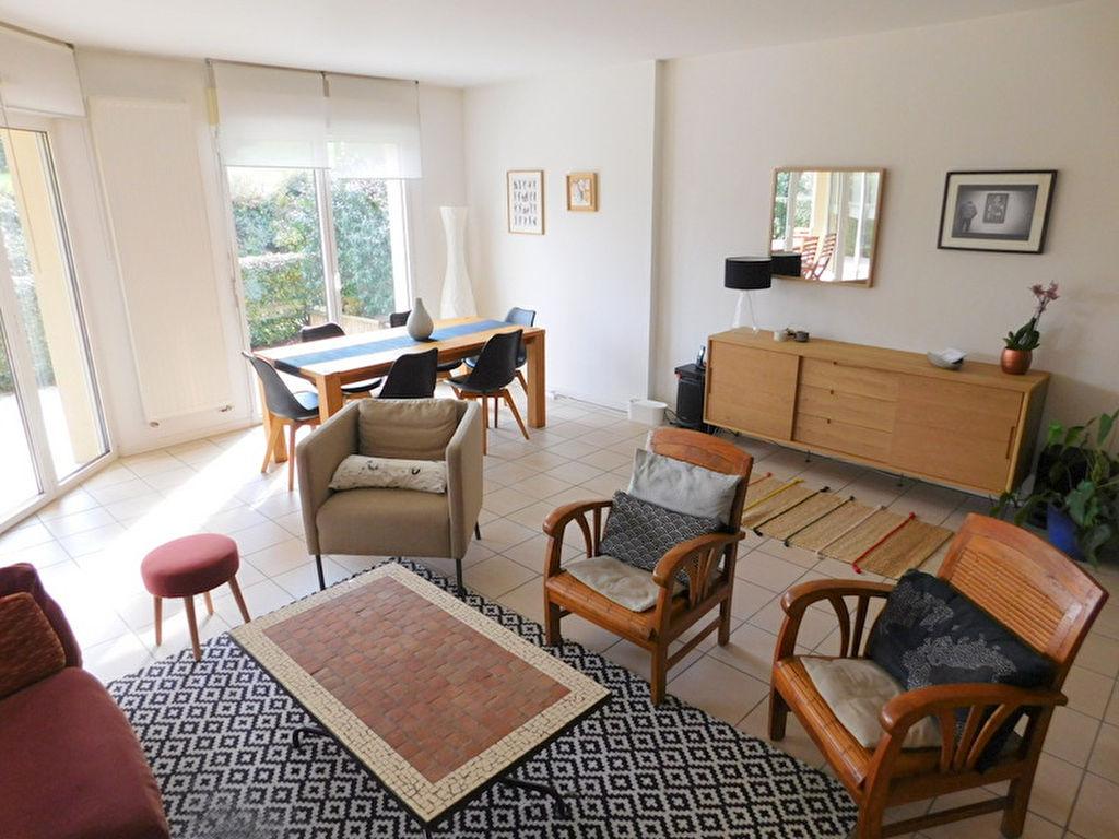 Appartement Toulouse  T5 traversant 121m² avec 3 terrasses et jardin, cave, 2 places de parking