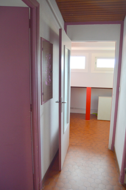 Toulouse Rangueil 31400 appartement de 36M² -cellier -parking- local vélos