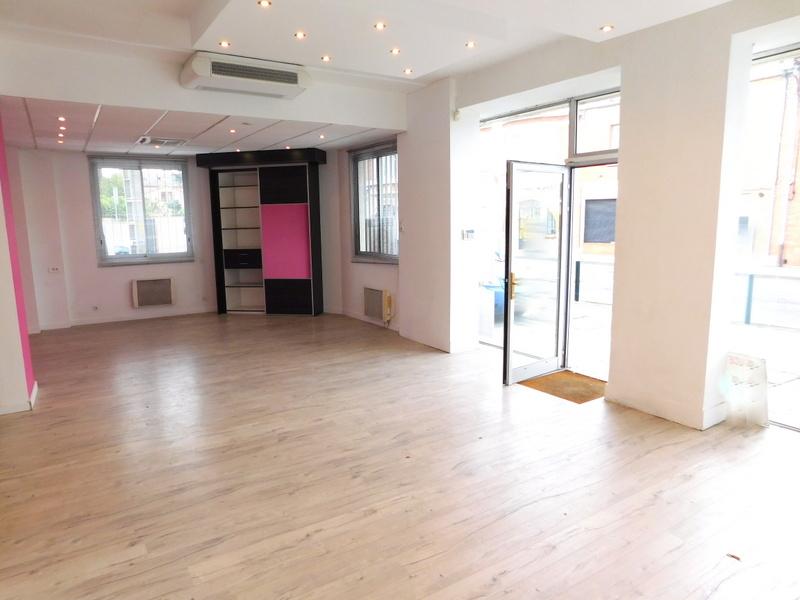 photos n°1 Local commercial  190 m2,  31400 Toulouse, trés bonne visibilité