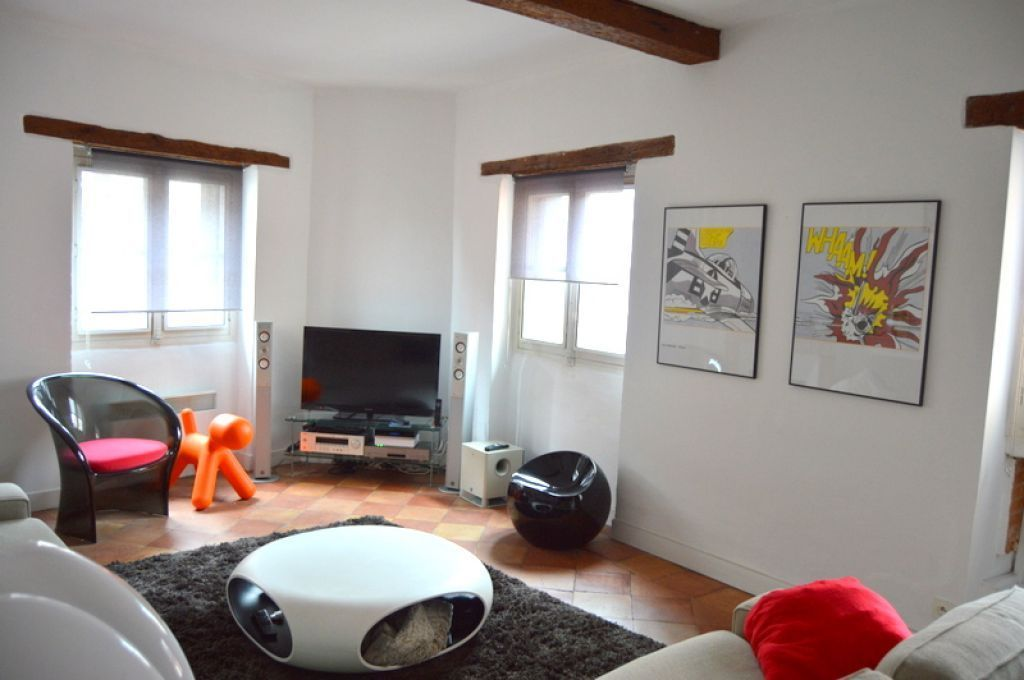 photos n°1 Appartement  Toulouse 31000 Capitole T4 118 m2 briquettes et poutres apparentes