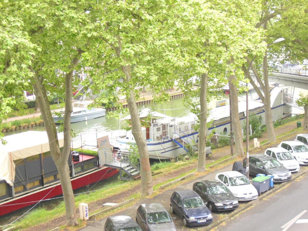 Toulouse 31400 Quartier Port Saint Sauveur Très beau T3 de 69,72m² entièrement rénové , jolie cuisine, terrasse, parking en sous sol