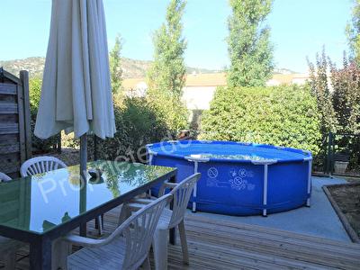 Guilherand Granges duplex 3 pieces de 65 m2 avec terrasse de 30m2