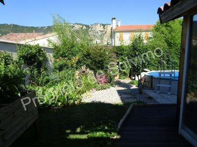 Guilherand Granges - Plain pied  6 pieces 110 m2 - terrain de 421 m2