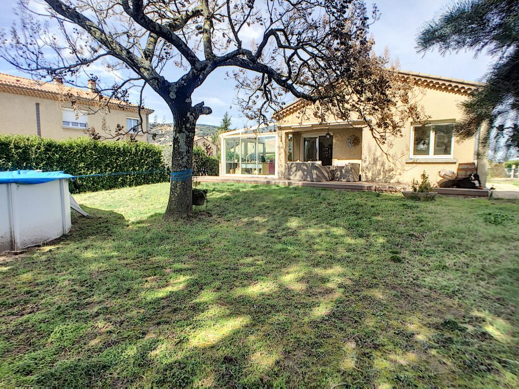 CORNAS - maison 125 m² sur terrain 1500 m²