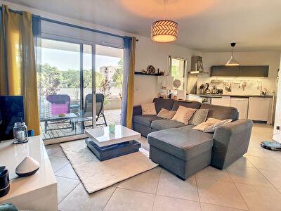 Appartement T3, Valence centre, cles en main, residence de standing, PMR, garage et place de parking