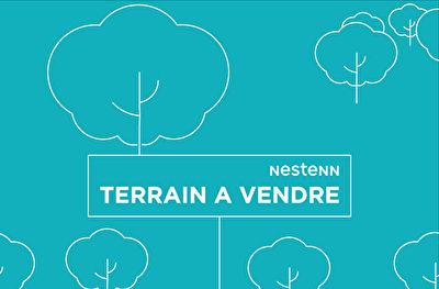 TOURNON - TERRAIN NON VIABILISE 485 M2