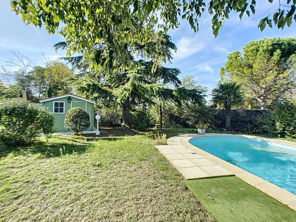 ETOILE - maison plain pied 108 m² 3 chambres avec piscine et garage - hors lotissement
