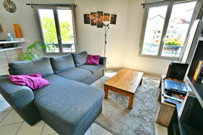 Appartement T2, au calme, sans vis a vis, parking privatif, Villeurbanne 69100 Marengo limite LYON 3eme