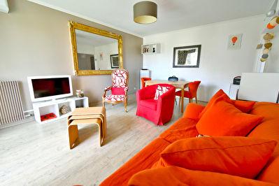 Appartement T2 Villeurbanne 69100 Sud Flachet avec balcon, cuisine equipee, proche des commodites et du metro Flachet
