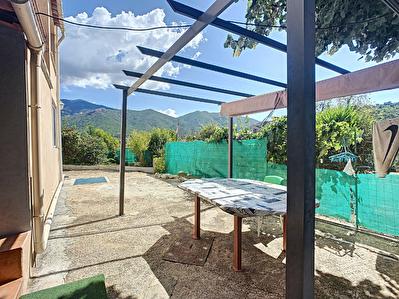 Appartement avec terrasse - Tavaco