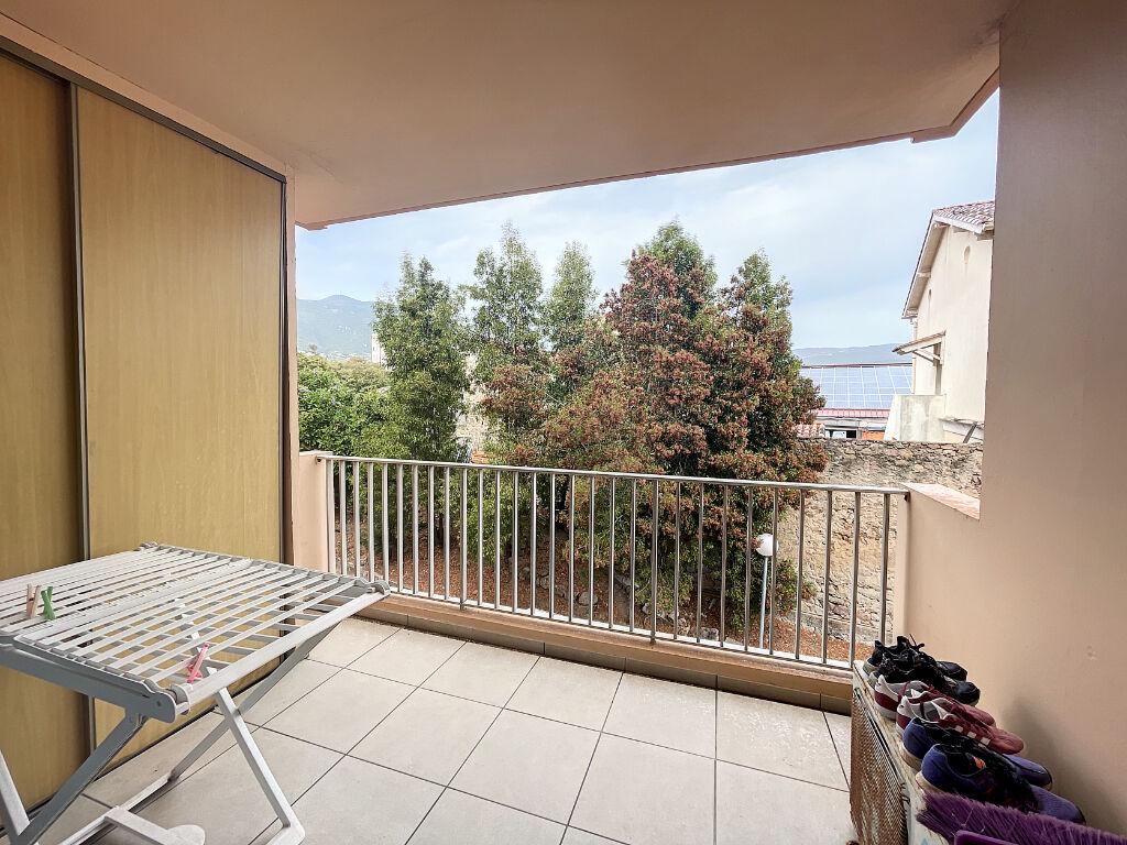 Appartement à vendre sur Ajaccio 2 pièces de 35,96 m2 avec terrasse