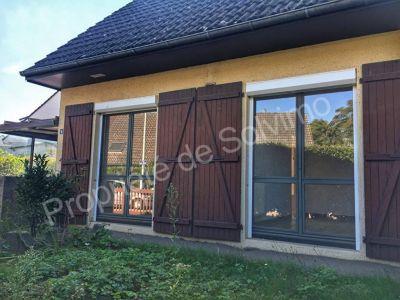 Maison 5 pieces 100m2 avec terrain et garage