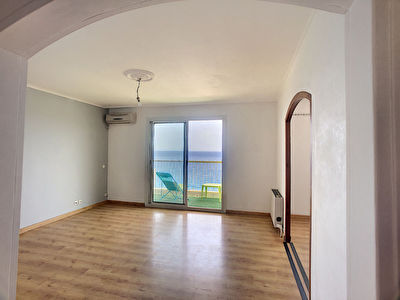 Bel appartement vue mer imprenable