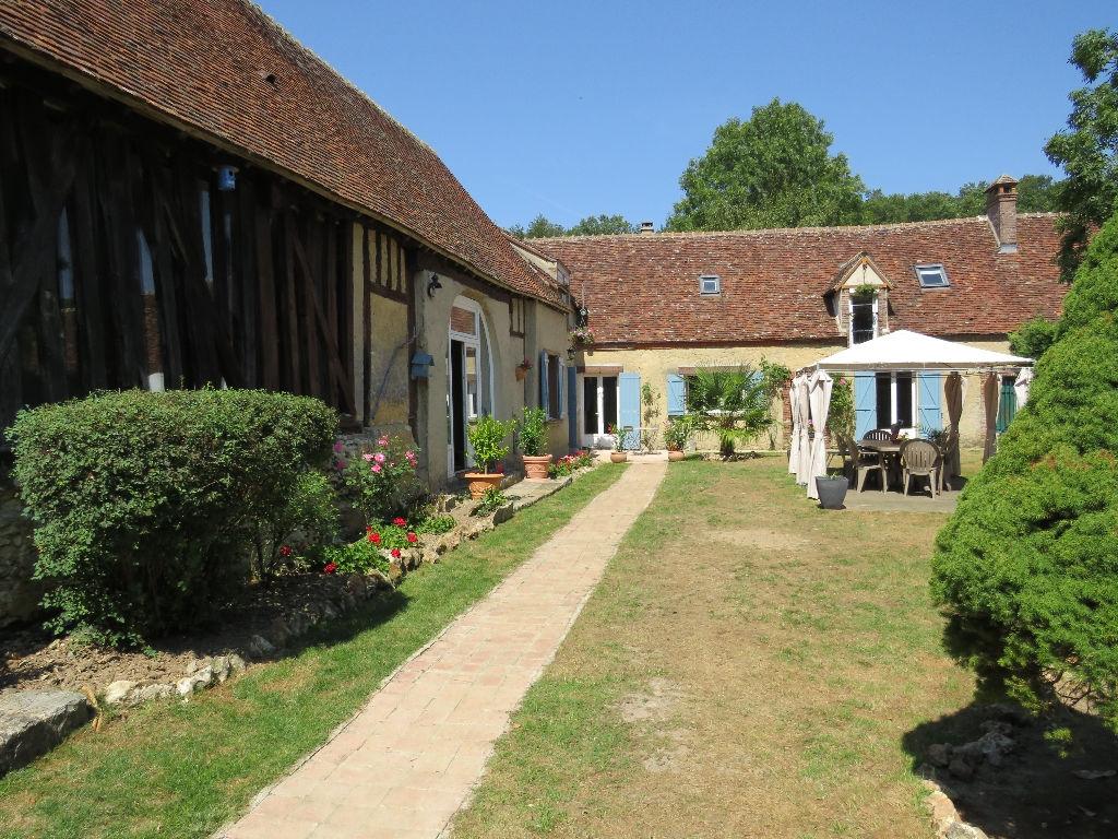Maison Courville Sur Eure 9 pièce(s) 320 m2