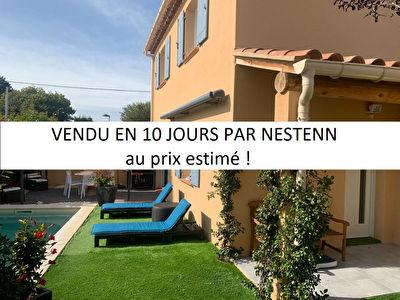 Villa de 110 m2, etat impeccable, calme, piscine .... superbe !