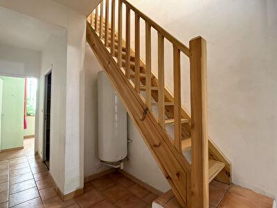 Appartement duplex T3 de 57 m2 avec petit exterieur