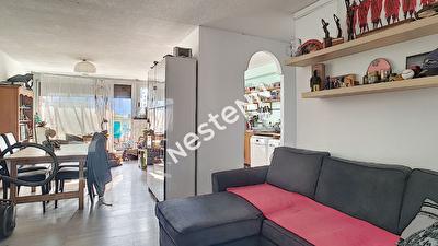 Location Appartement Grenoble 3 pieces  avec une vue sans vis a vis