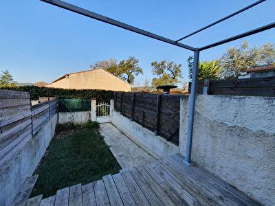 Maison Hyeres 3 pieces - 2 chambres, Jardin, parking