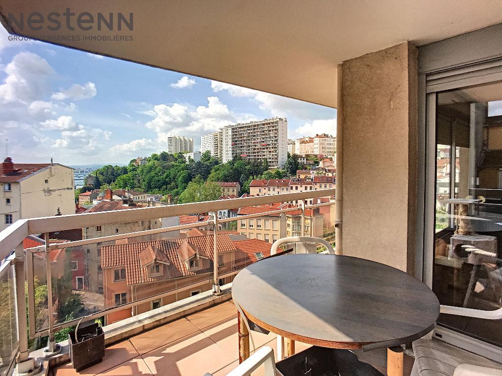 Appartement 5 pièces  avec grand balcon - Bissardon