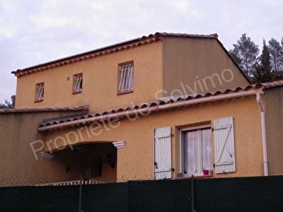 Maison Le Val 4 pieces 100 m2