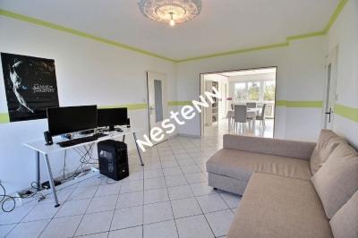 Metz - Appartement F3 - 2 chambres - Grande piece de vie - Balcon - Garage - Cave