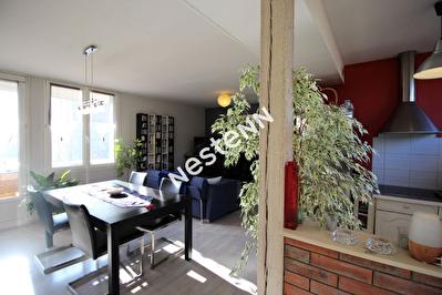Appartement Metz 3 Chambres - Stationnement - Balcon