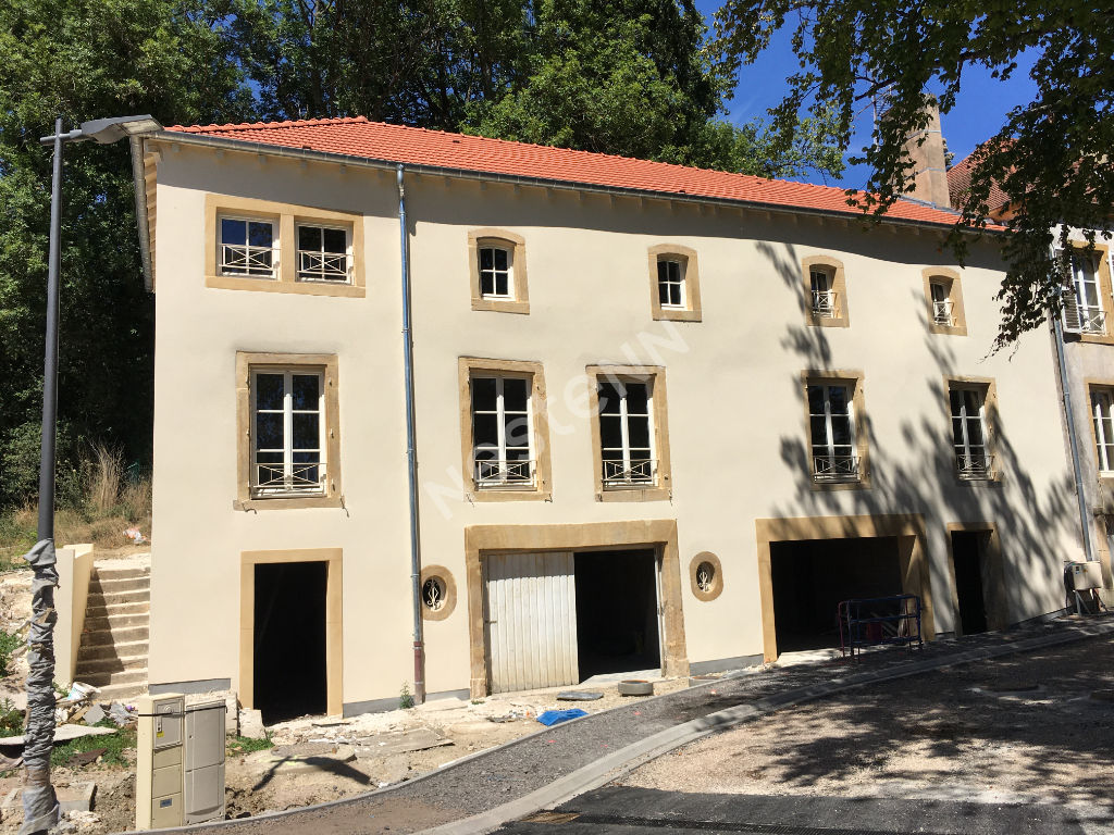 Maison Lessy  - A terminer - 3 chambres - Jardin - Garage