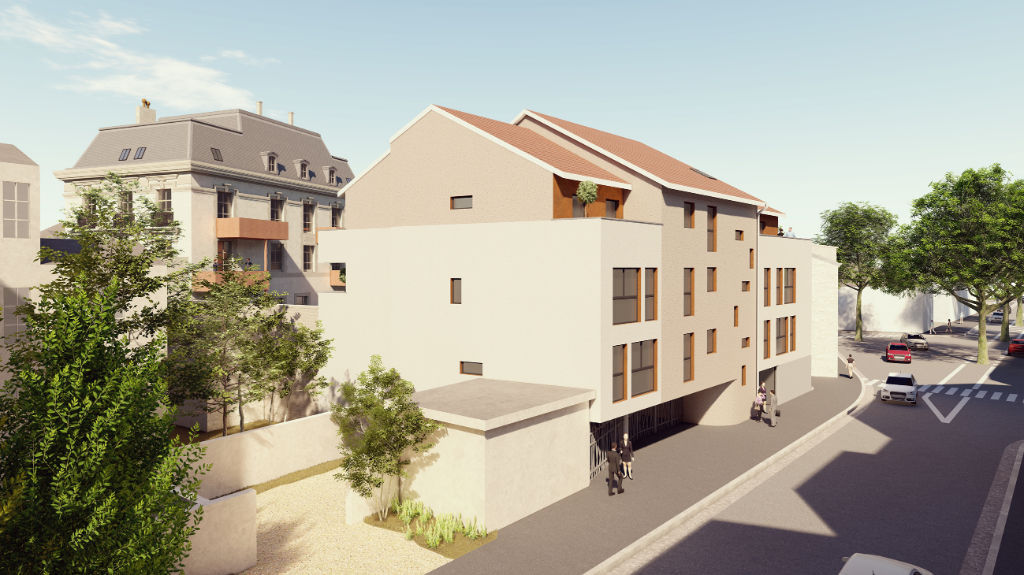 photos n°1 Banque de France Verdun - Appartement 1.3 - 2 chambres balcon - jardin d'hiver