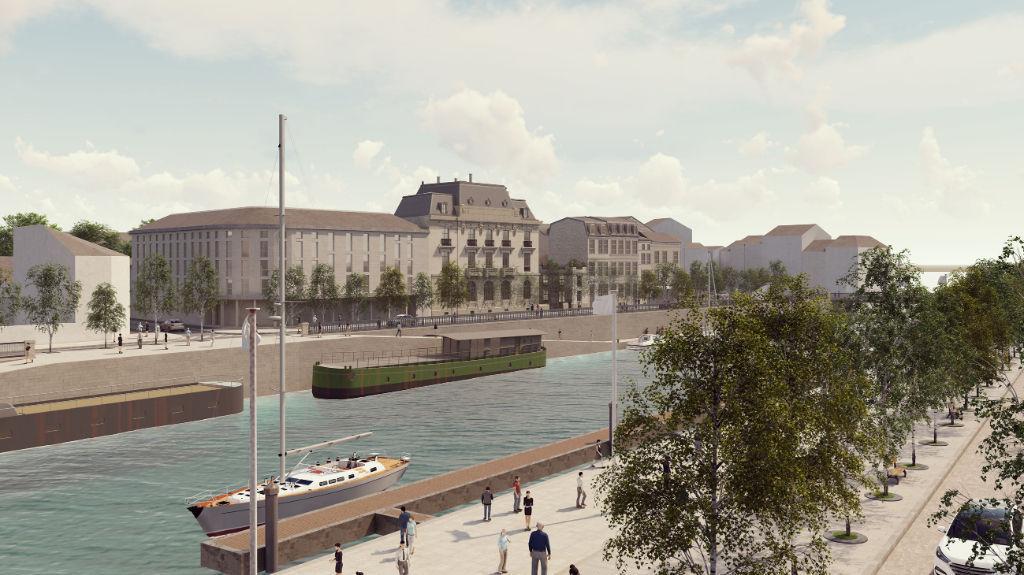 Banque de France Verdun - Maison 3 chambres toit terrasse