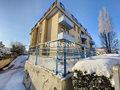 Metz Devant-Les-Ponts - Appartement F3 - 2 chambres - Dernier etage - Parking - Lumineux - Sans travaux - Copropriete 1999