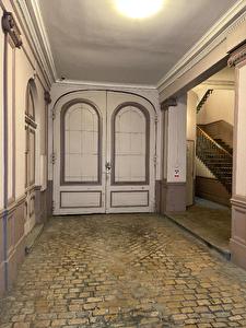 Appartement Metz - rue Mazelle - 2 chambres - dernier etage