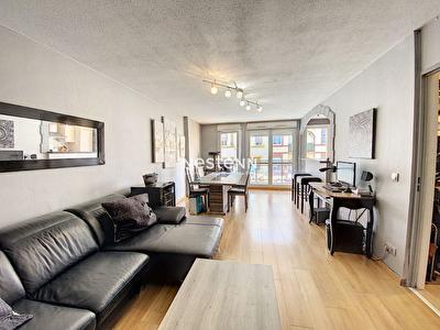 Appartement F3 - Metz Sainte Therese - 2 Chambres - Balcon - Parking couvert - Facade neuve