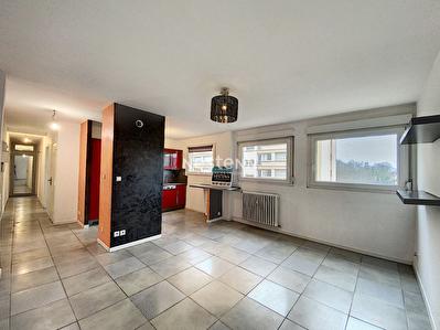 Appartement F3 Metz - 2 chambres - Piece de vie lumineuse - Sans travaux - Metz devant-Les-Ponts