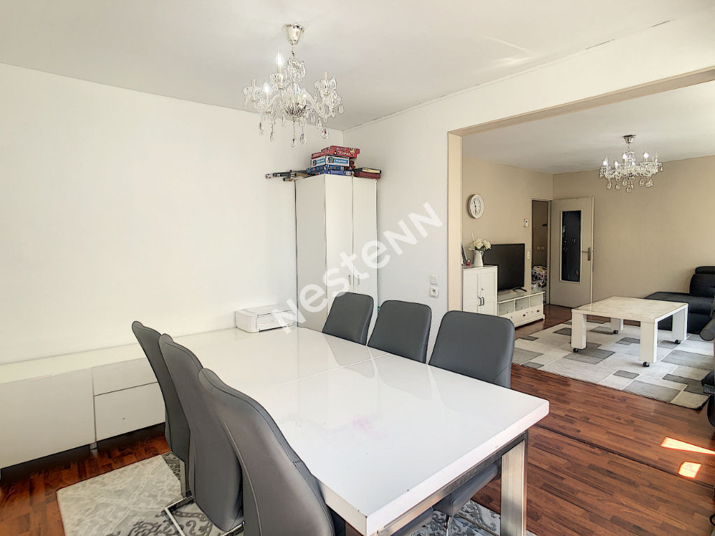 Appartement F4 Metz Nord - 2 Chambres - Parking - Sans travaux - Faibles charges