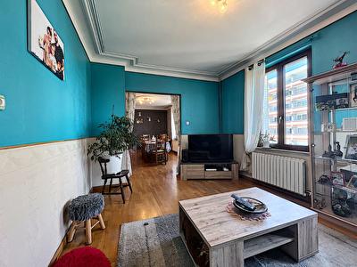 Appartement Metz 3 chambres garage grenier amenageable