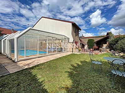 Maison Ay Sur Moselle - piscine - jardin - 4 chambres - garages