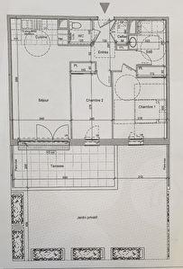 Appartement Mondeville 3 pieces 58.44 m2