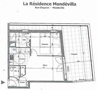 F2 Mondeville - Residence Mondevilla !