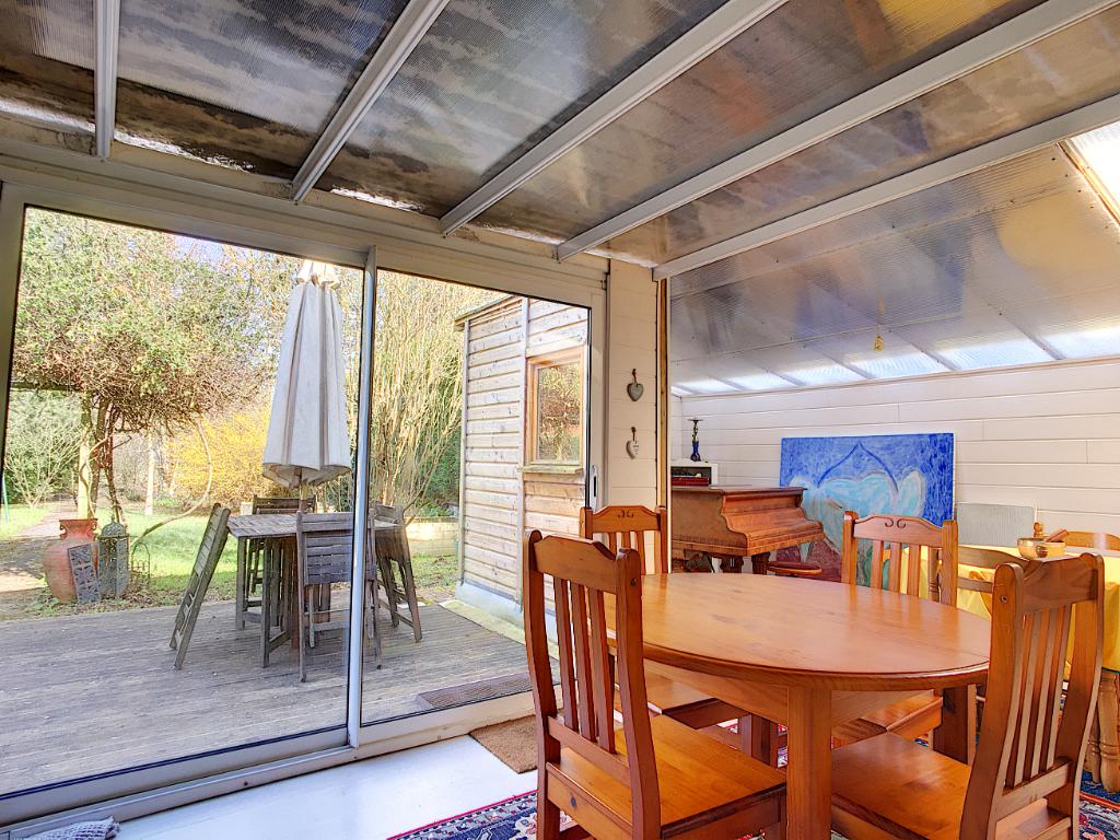 Mondeville - Maison avec terrain de 800 m²
