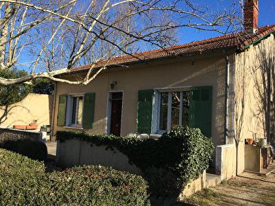 Maison Montfavet 5 pieces 105m2 avec jardin