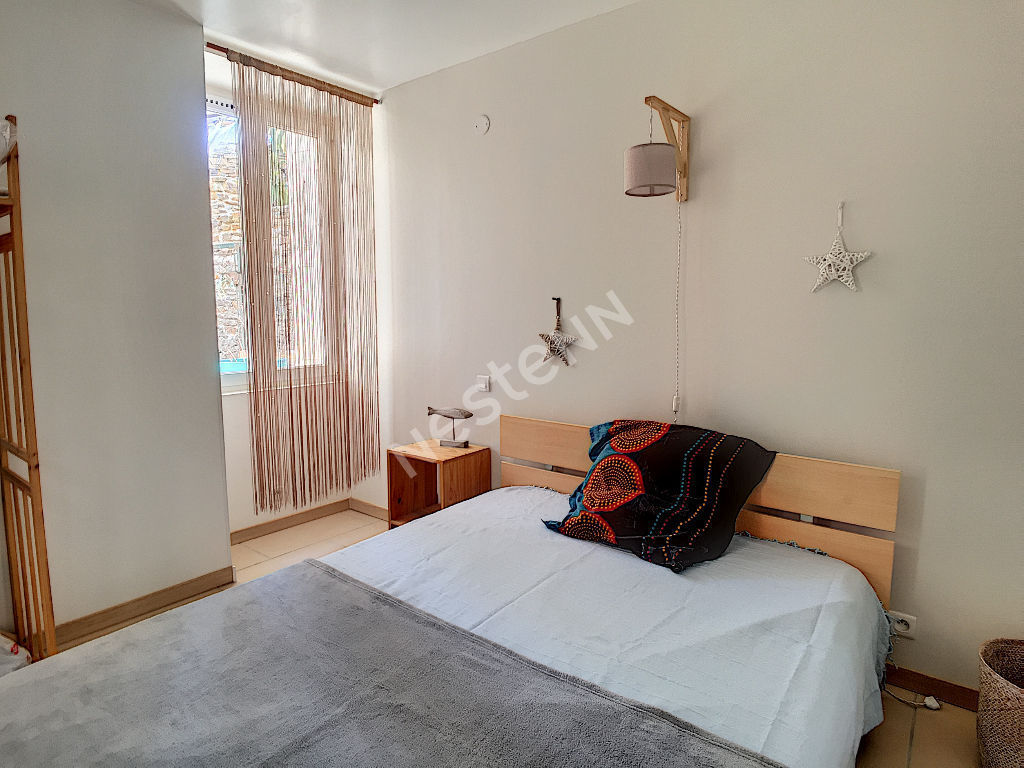 A VENDRE Appartement Banyuls Sur Mer 3 pièces 47.48 m2 avec dépendance et terrasse.