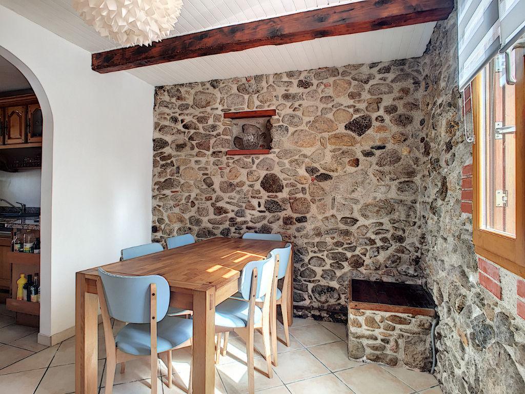 Maison de village avec extérieur à Saint-genis-des-fontaines 4 pièces 82.54 m2