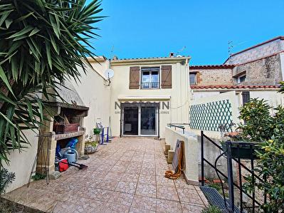 Maison Villelongue Dels Monts 4 pieces 97.40 m2