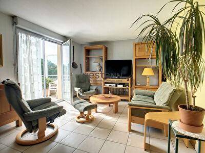 Perpignan Appartement+ terrasse avec piscine et tennis ,4 pieces 83.60 m2