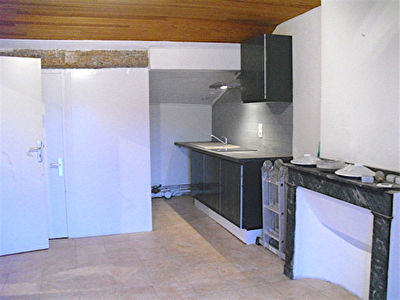 Lumineux appartement de type 1