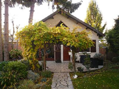 Maison Bondy 4 pieces 105 m2 avec jardin paysage