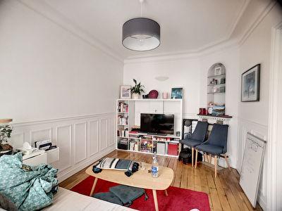 Appartement Paris 2 pieces 38.77 m2