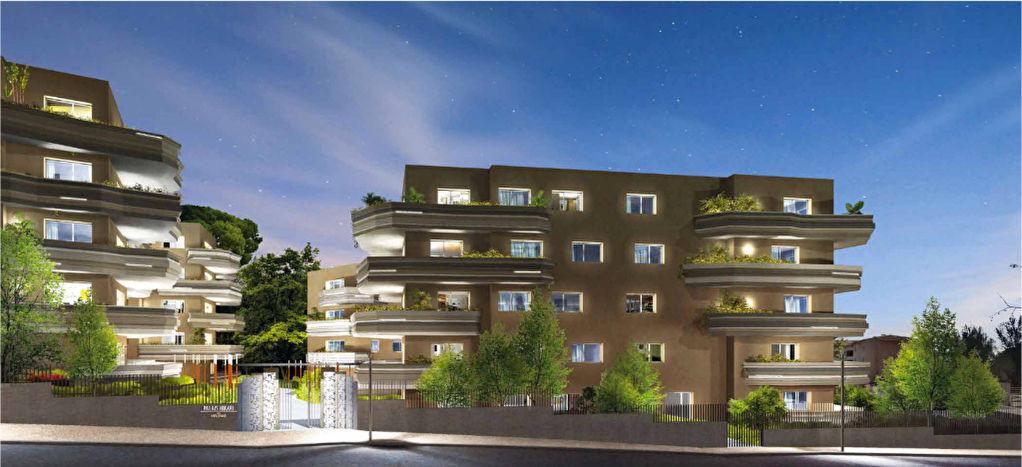 Programme neuf Montpellier T3 Résidence Palais Hikari